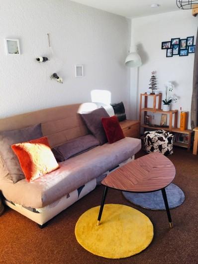 Location de vacances - Studio à Saint-François-Longchamp - la pièce à vivre