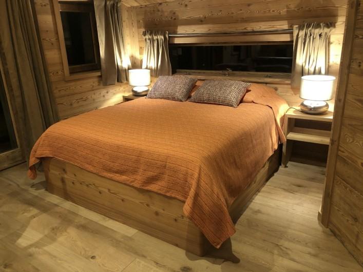 Location de vacances - Chalet à Chamonix-Mont-Blanc - ...ET la chambre des Aiguilles