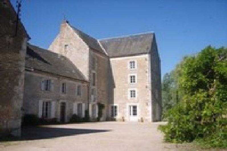 Location de vacances - Chambre d'hôtes à Saint-Denis-les-Ponts