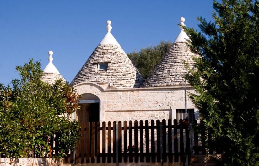 Location de vacances - Maison - Villa à Cisternino - Trullo dans un hameau