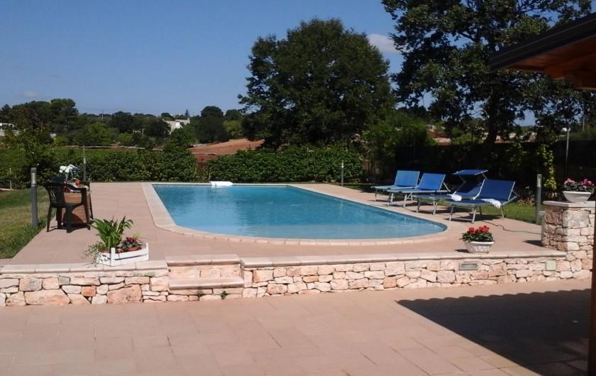 Location de vacances - Maison - Villa à Cisternino - Panoramique