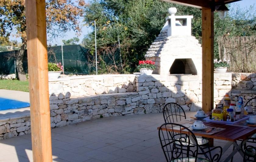 Location de vacances - Maison - Villa à Cisternino - BBQ