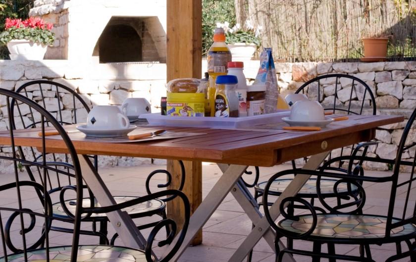 Location de vacances - Maison - Villa à Cisternino - Gazebo