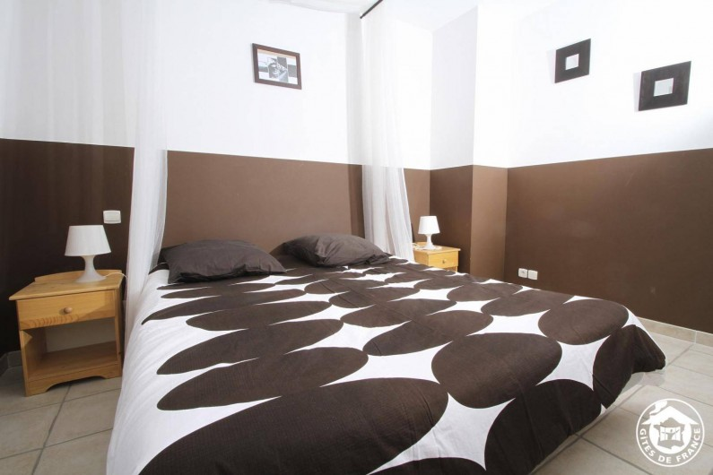 Location de vacances - Villa à Mirabel-aux-Baronnies - chambre 2