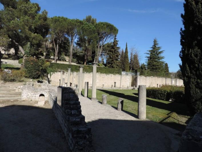 Location de vacances - Villa à Mirabel-aux-Baronnies - Vaison la Romaine