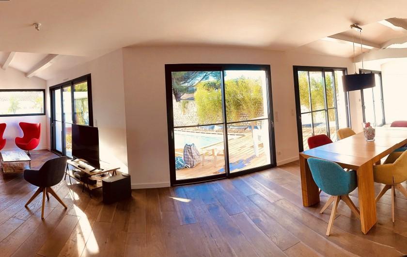 Location de vacances - Villa à Le Bois-Plage-en-Ré