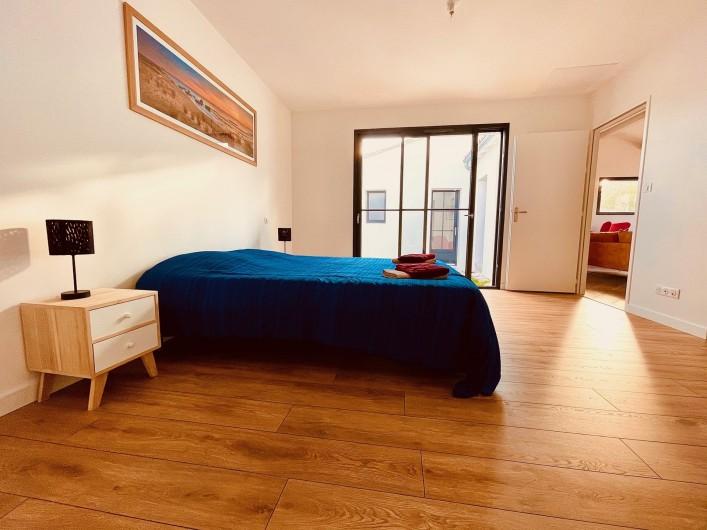 Location de vacances - Villa à Le Bois-Plage-en-Ré - Villa Bois Plage - Chambre 2
