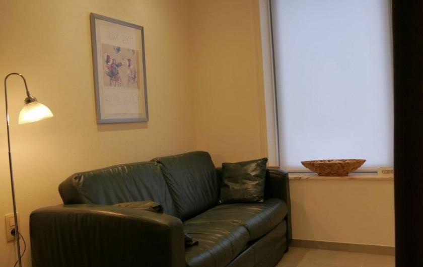 Location de vacances - Maison - Villa à Oudenaarde - sleeping sofa ( extra )