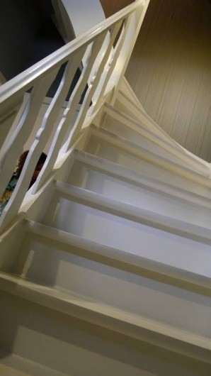 Location de vacances - Maison - Villa à Oudenaarde - stairs