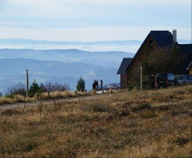 Location de vacances - Gîte à Escoutoux