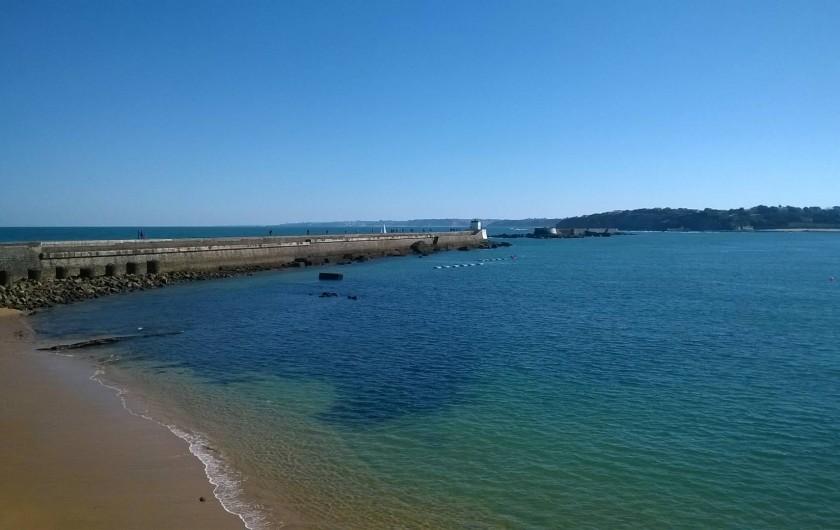 Location de vacances - Villa à Ciboure - plage