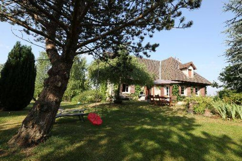 Location de vacances - Gîte à Autun - Bienvenue à Fragny
