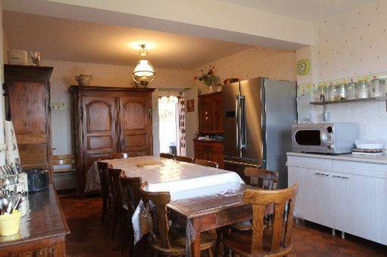Location de vacances - Gîte à Autun - La cuisine