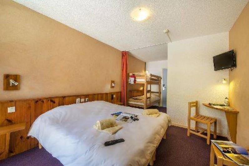 Location de vacances - Hôtel - Auberge à Cauterets - Chambre familiale
