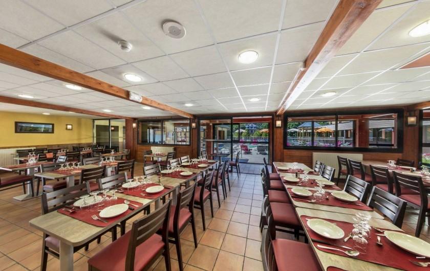 Location de vacances - Hôtel - Auberge à Cauterets - Restaurant