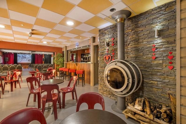 Location de vacances - Hôtel - Auberge à Cauterets - Bar