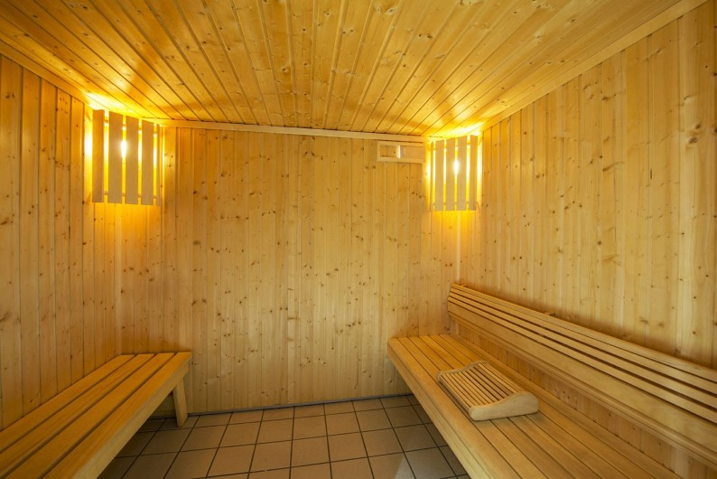 Location de vacances - Hôtel - Auberge à Cauterets - Sauna