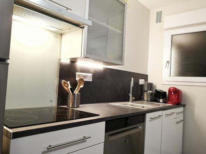 Location de vacances - Appartement à Colmar - Cuisine