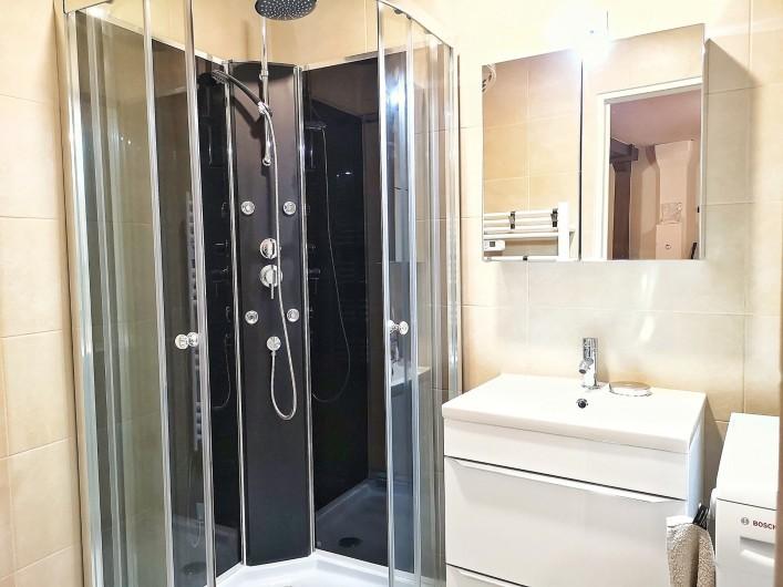Location de vacances - Appartement à Colmar - Douche