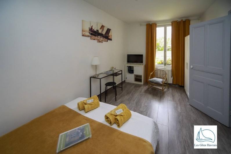 Location de vacances - Appartement à Le Havre - Chambre