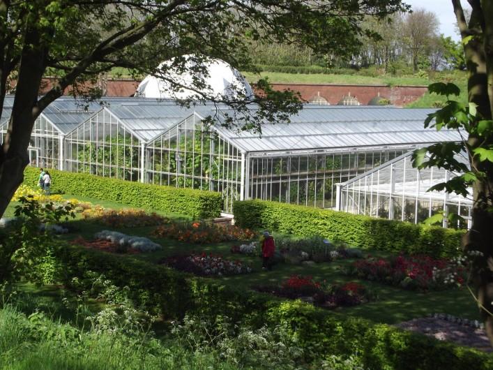 Location de vacances - Appartement à Le Havre - Les Jardins suspendus