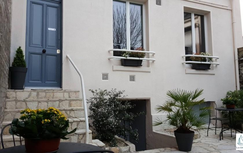 Location de vacances - Appartement à Le Havre - Entrée de la propriété