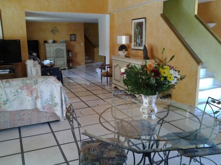Location de vacances - Villa à Sainte-Maxime - Séjour
