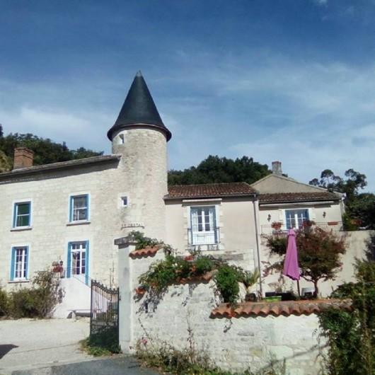 Location de vacances - Chambre d'hôtes à Beaumont - Manoir Le Cristal