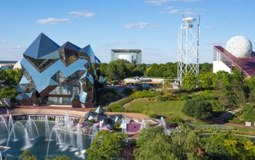 Location de vacances - Chambre d'hôtes à Beaumont - Futuroscope