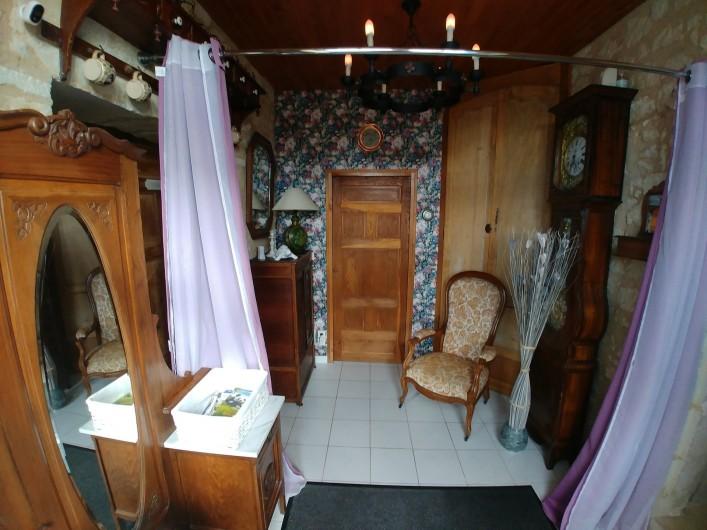 Location de vacances - Chambre d'hôtes à Beaumont - Chambre familiale 5 pers