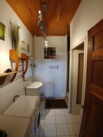 Location de vacances - Chambre d'hôtes à Beaumont - Escalier de la tour