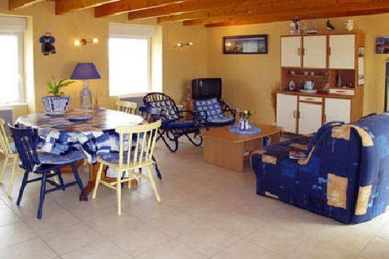 Location de vacances - Gîte à Plounévez-Lochrist