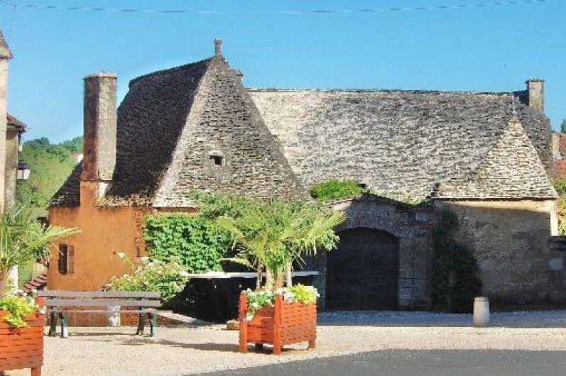 Location de vacances - Villa à Meyrals