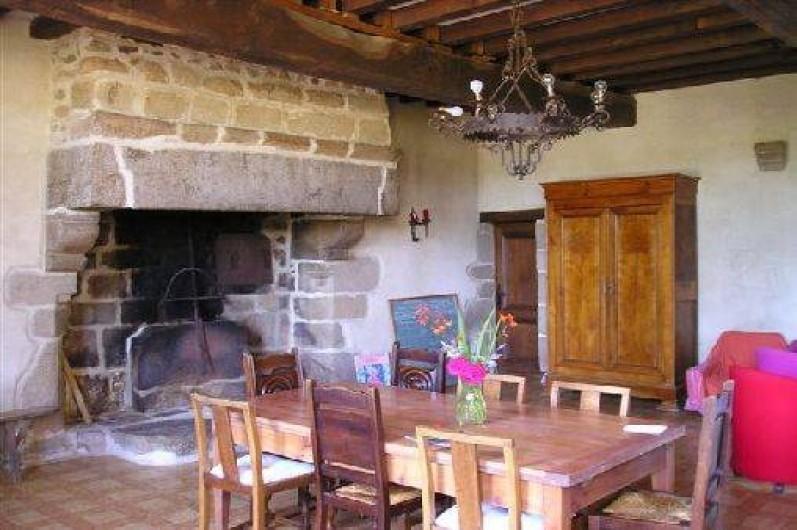 Location de vacances - Gîte à Saint-Cyr-du-Bailleul