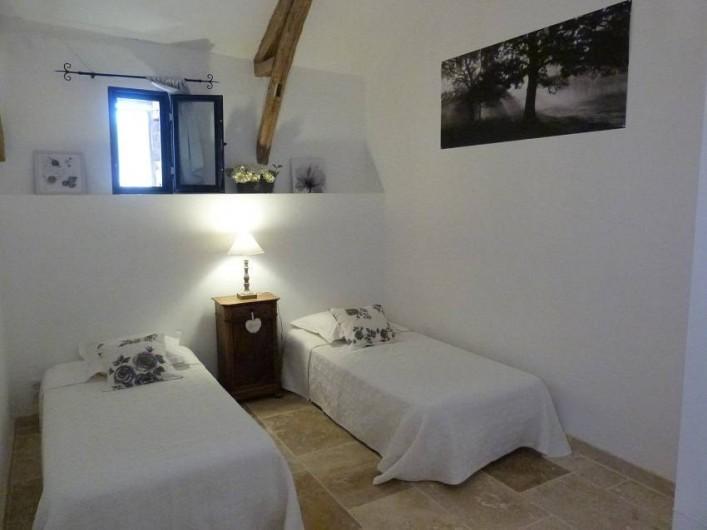 Location de vacances - Maison - Villa à Esclauzels - Chambre à côté de la chambre parentale