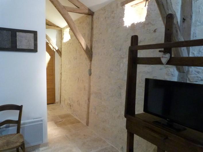 Location de vacances - Maison - Villa à Esclauzels - Le Chevalet porte-TV