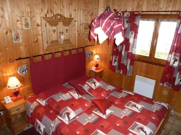 Location de vacances - Chalet à Bussang - Chambre 1