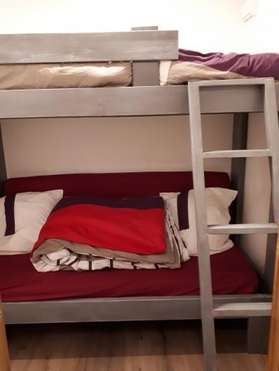 Location de vacances - Appartement à Saint-Gervais-les-Bains - Cabine