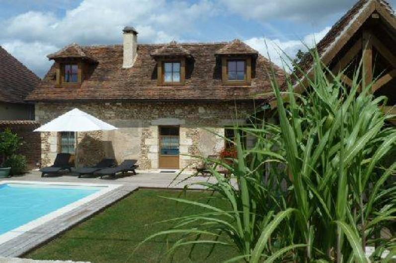 Location de vacances - Gîte à Saint-Crépin-d'Auberoche