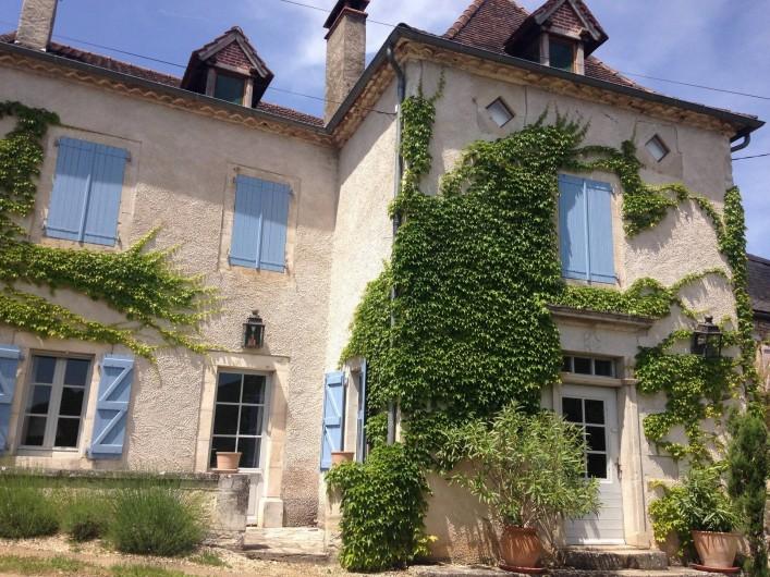 Location de vacances - Maison - Villa à Calvignac - La façade