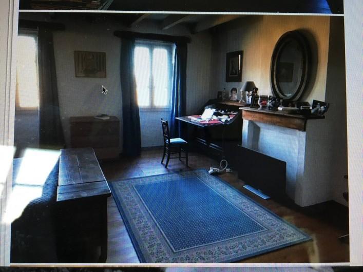 Location de vacances - Maison - Villa à Calvignac - Grande chambre bleue