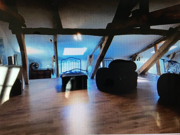 Location de vacances - Maison - Villa à Calvignac - Grenier loft