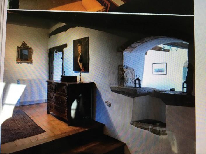 Location de vacances - Maison - Villa à Calvignac - Palier 1er étage