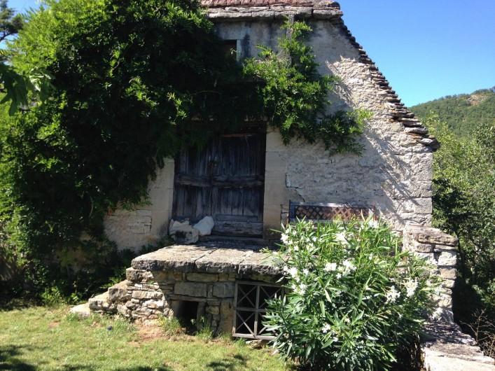 Location de vacances - Maison - Villa à Calvignac - Petite grange