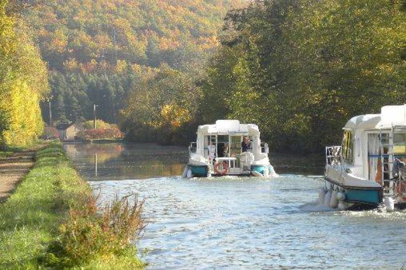 Location de vacances - Maison - Villa à Buffon - Canal BOURGOGNE