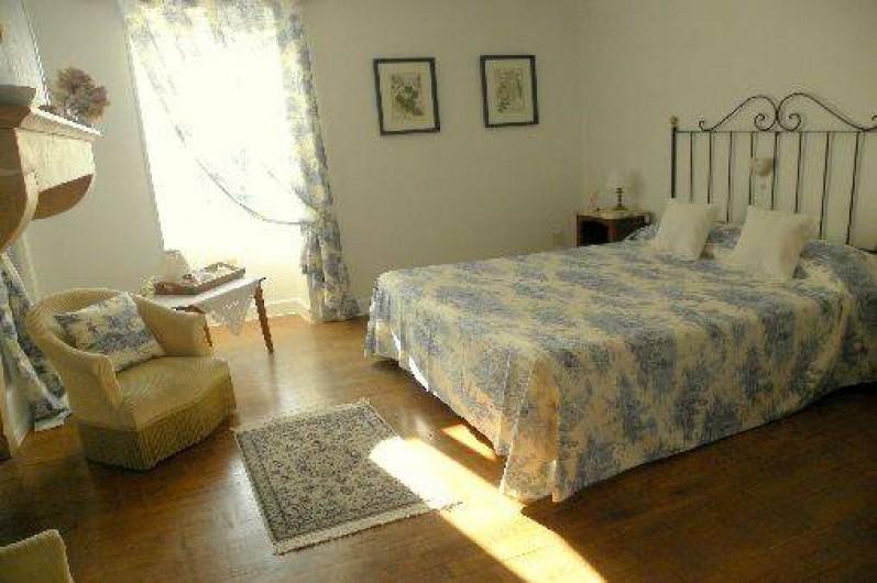 Location de vacances - Maison - Villa à Buffon - Chambre ARMANÇON