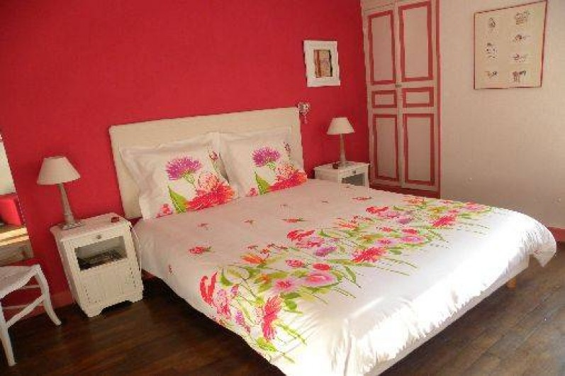 Location de vacances - Maison - Villa à Buffon - Chambre  SEINE