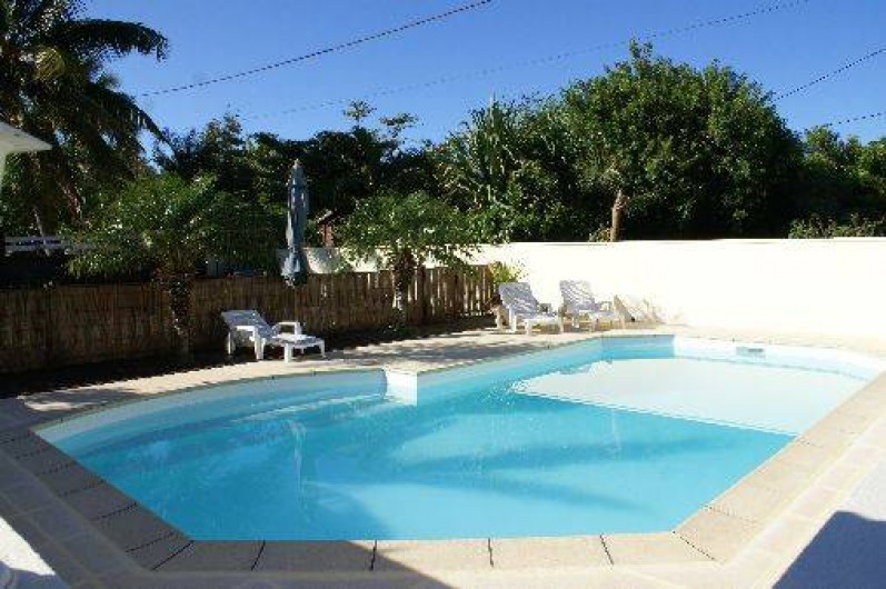 Location de vacances - Bungalow - Mobilhome à Vincendo