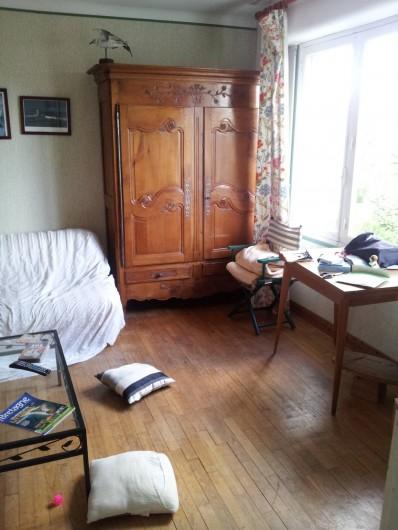 Location de vacances - Villa à Sarzeau - salon de tv