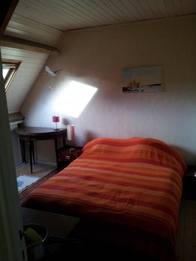 Location de vacances - Villa à Sarzeau - chambre Potemkine 2° niveau